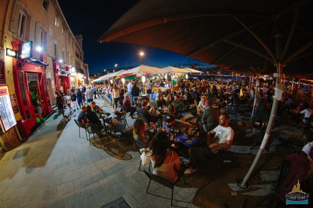 Nightlife Marseille Free Walking Tour