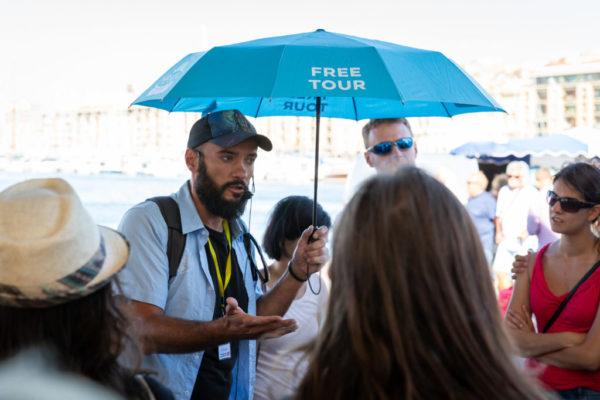 Marseille tours - visit marseille old town with Marseille Free Walking Tour